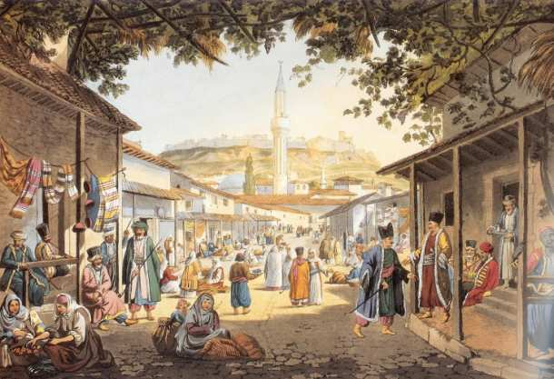 Αλήθεια, τι έτρωγαν οι Έλληνες επί Τουρκοκρατίας; | tanea.gr