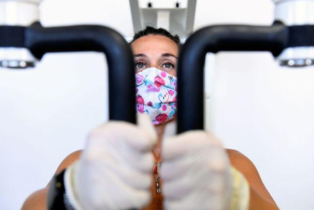 Ασφαλής η χρήση μάσκας στα γυμναστήρια | tanea.gr