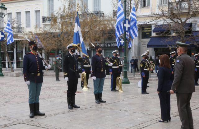 Εννέα ξένοι πρεσβευτές διαβάζουν φιλελληνικά ποιήματα για τα 200 χρόνια από την Επανάσταση του 1821   tanea.gr