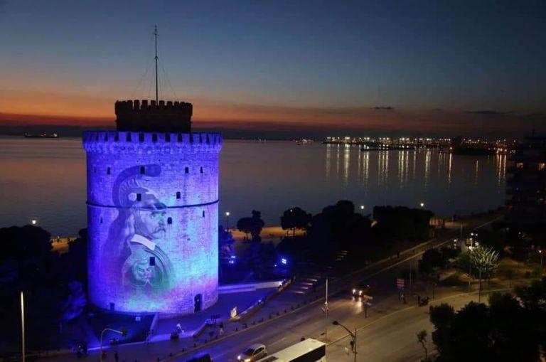 Λευκός Πύργος : Ψεύτικη φωτογραφία με τον Κολοκοτρώνη κάνει τον γύρο του Διαδικτύου   tanea.gr