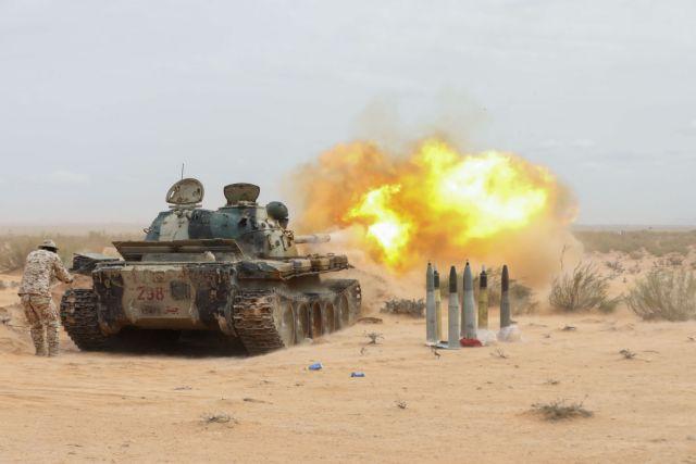 Λιβύη: Σκοτώθηκε πολέμαρχος του Χαφτάρ   tanea.gr