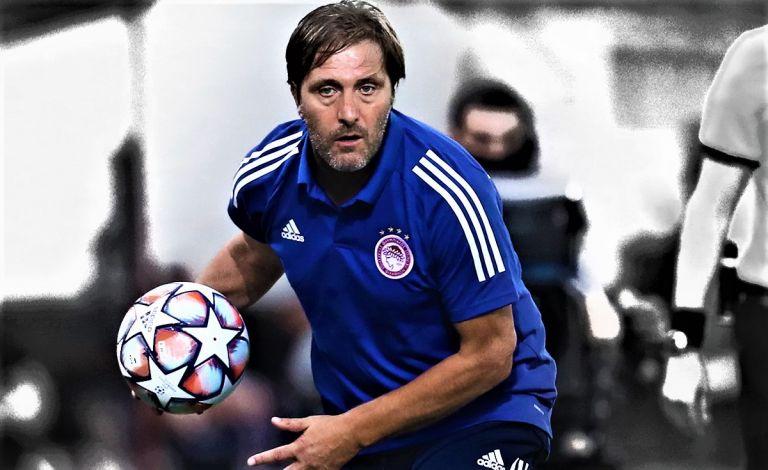 Μαρτίνς στην Telegraph : Ο Μαρινάκης είναι το αφεντικό – Ανοικοδομήσαμε την ομάδα με 21 νέους παίκτες | tanea.gr