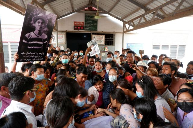Μιανμάρ : Καταφύγιο στην Ταϊλάνδη αναζήτησαν χιλιάδες χωρικοί   tanea.gr