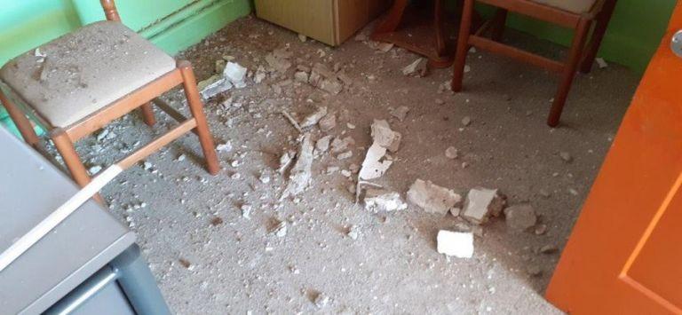 Ακατάλληλο το δημοτικό σχολείο στον Κοσκινά Καρδίτσας   tanea.gr