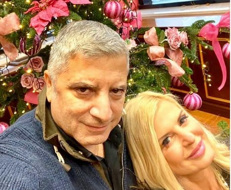 Γιώργος και Μαρίνα Πατούλη : Πώς γνωρίστηκαν | tanea.gr