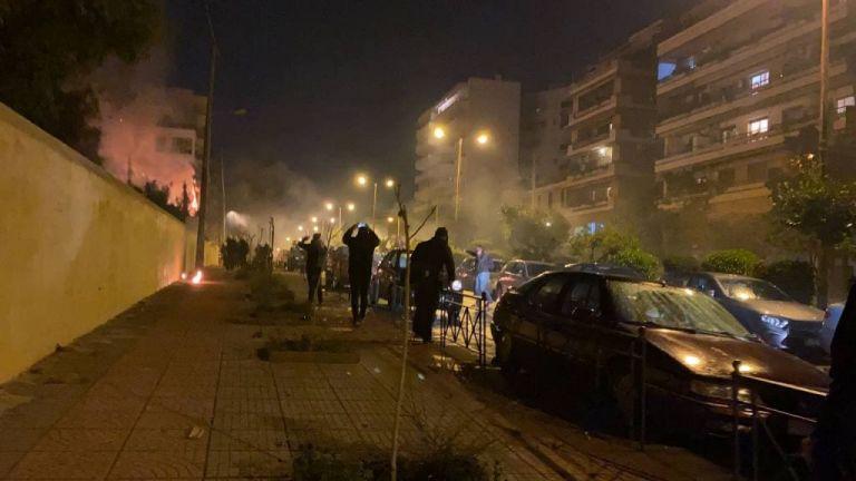 Νέα Σμύρνη : Επεισόδια στην πορεία διαμαρτυρίας   tanea.gr