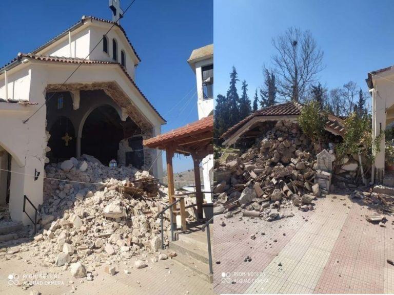 Αρχισε η καταγραφή ζημιών στη Θεσσαλία | tanea.gr