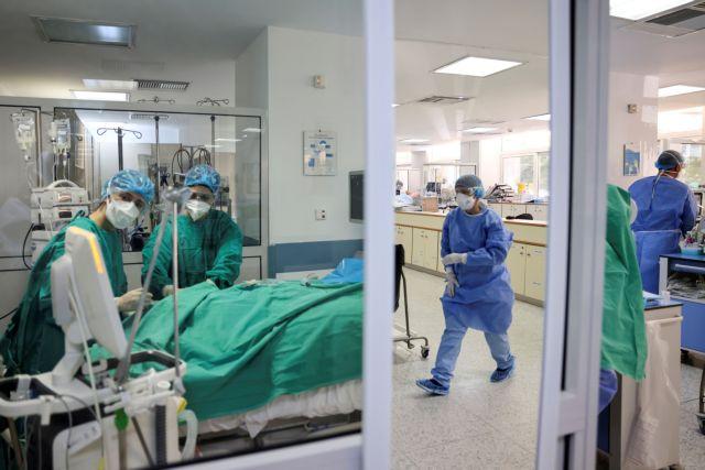 «Δίνουμε εξιτήρια σε ασθενείς με φορητούς αναπνευστήρες» λέει γιατρός του «Σωτηρία» - Κανένα κενό κρεββάτι ΜΕΘ | tanea.gr