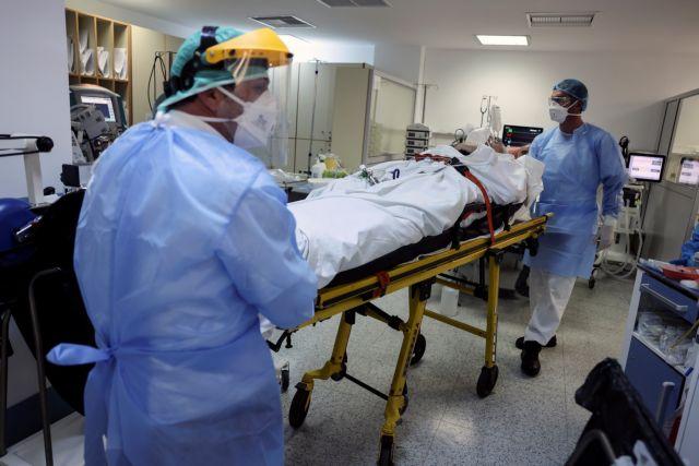 Εφημερίες τρόμου στα νοσοκομεία με 1.000 εισαγωγές ασθενών σε 48 ώρες | tanea.gr