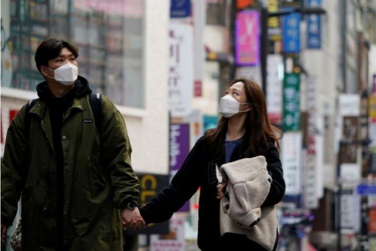 Νότια Κορέα : Φόβοι για τέταρτο κύμα κοροναϊού - Ρεκόρ τριών εβδομάδων στα κρούσματα   tanea.gr