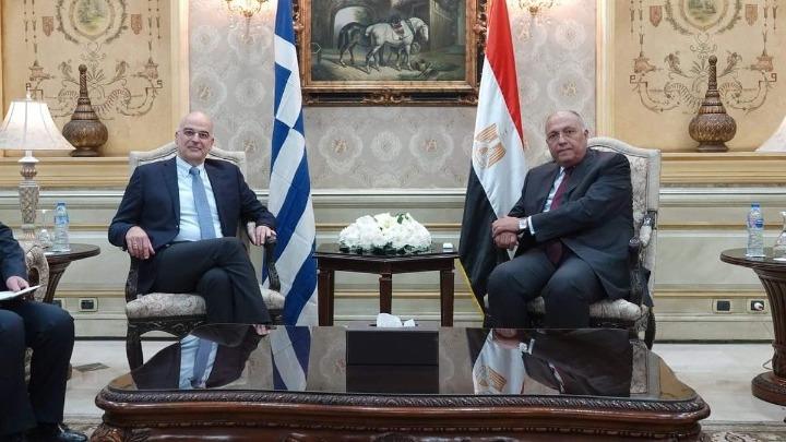 Ύπουλο παιχνίδι της Αιγύπτου με την Τουρκία – Στο Κάιρο ο Δένδιας για τα ενεργειακά και τις θαλάσσιες ζώνες   tanea.gr