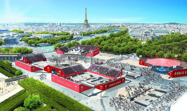 «Σχεδιάζουμε Ολυμπιακούς Αγώνες δίπλα στον πύργο του Αϊφελ» | tanea.gr