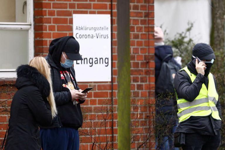 Γερμανία : Ξεπέρασε το όριο των 3 εκατ. κρουσμάτων κοροναϊού | tanea.gr