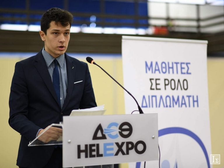 Κωνσταντίνος Μαρκόπουλος : Ο μαθητής από τη Θεσσαλονίκη που έγινε δεκτός στο Yale με υποτροφία 97% | tanea.gr