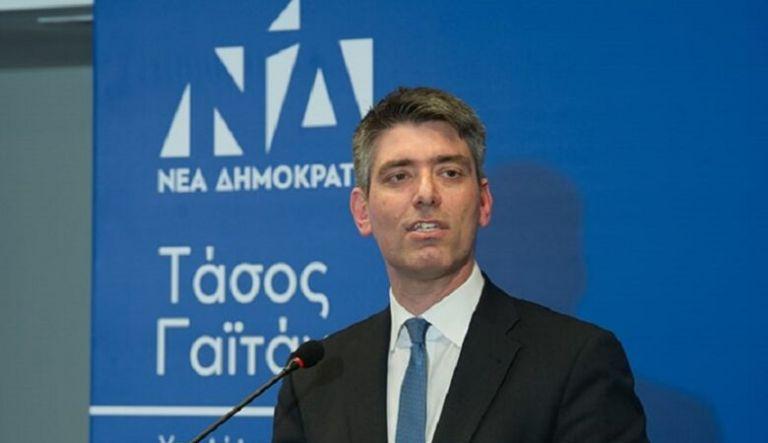 Γαϊτάνης για Τζανακόπουλο: Σταλινικές αντιλήψεις στη γραμμή Τσίπρα-Πολάκη | tanea.gr