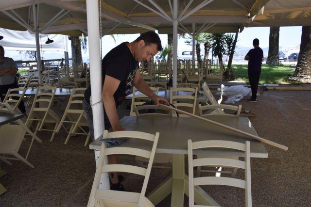 Ανοιγμα της εστίασης μετά το Πάσχα βλέπει ο Γεωργιάδης –  Προς κατάργηση των ραντεβού για ψώνια από Δευτέρα | tanea.gr
