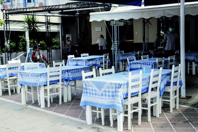 Η εστίαση στρώνει τραπέζι τη Δευτέρα του Πάσχα - Μέχρι 14 Μαΐου ανοίγουν σχολεία και διαπεριφερειακές μετακινήσεις | tanea.gr