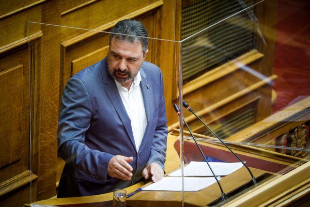 Η Βουλή ήρε την ασυλία του βουλευτή του ΣΥΡΙΖΑ Σταύρου Αραχωβίτη - Απείχε από την ψηφοφορία ο ΣΥΡΙΖΑ | tanea.gr