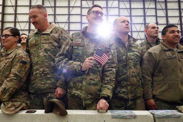 Αφγανιστάν : Αποχώρηση των αμερικανικών στρατευμάτων μετά από 20 χρόνια | tanea.gr