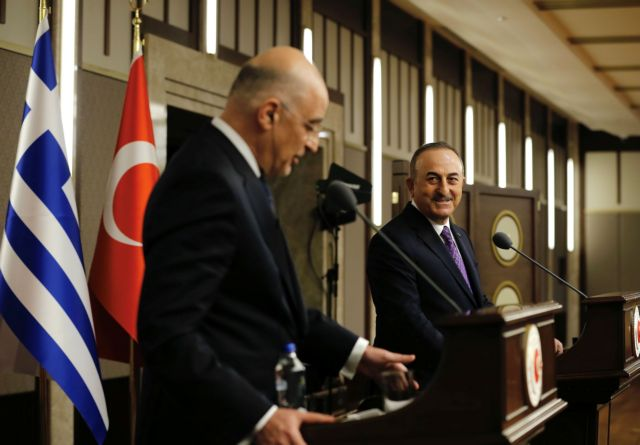 Ο Τσαβούσογλου έβαλε στη θέση του τον Δένδια ισχυρίζεται ο Ερντογάν | tanea.gr
