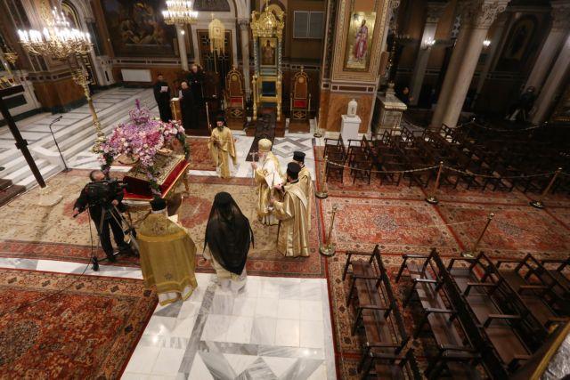 Η πρόταση της Εκκλησίας για τη Μεγάλη Εβδομάδα – Ζητά αύξηση των πιστών στους ναούς | tanea.gr