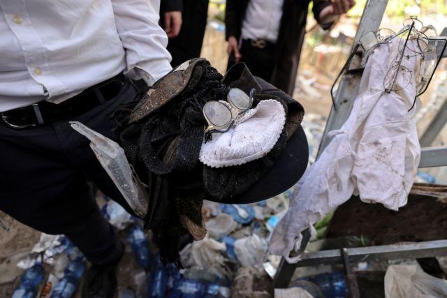 Ισραήλ: Βίντεο σοκ από το θανάσιμο ποδοπάτημα στη Μερόν - Από το ξέφρενο γλέντι, στις στοιβαγμένες σορούς και τα ουρλιαχτά | tanea.gr