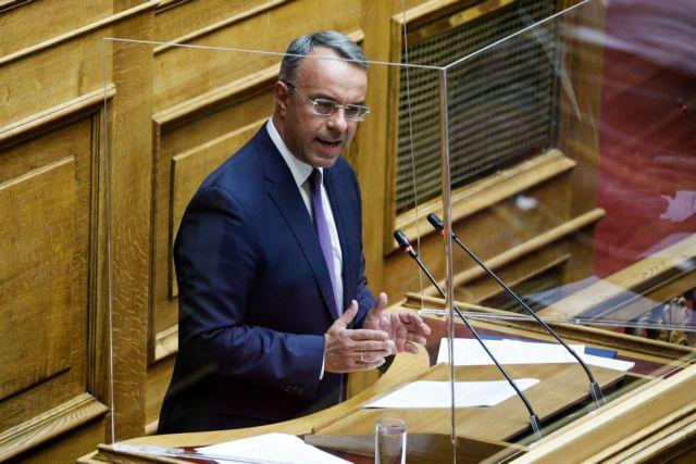 Τα μέτρα στήριξης θα διατηρηθούν όσο χρειαστεί επανέλαβε ο Σταϊκούρας | tanea.gr