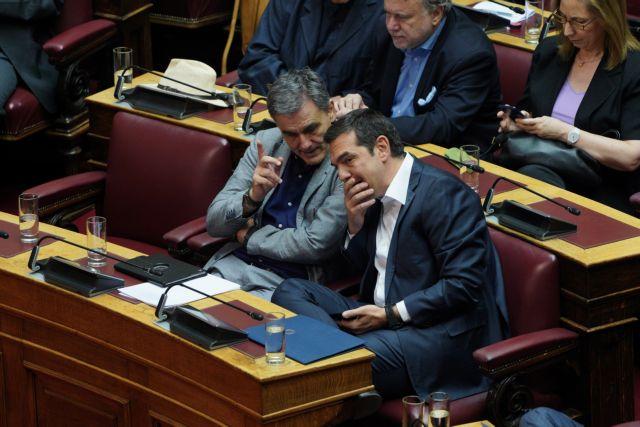 Ο Τσίπρας άφησε τον Τσακαλώτο εκτός εκδήλωσης για το οικονομικό πρόγραμμα   tanea.gr