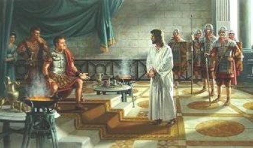 Σε ποια γλώσσα μίλησαν Χριστός και Πόντιος Πιλάτος; | tanea.gr