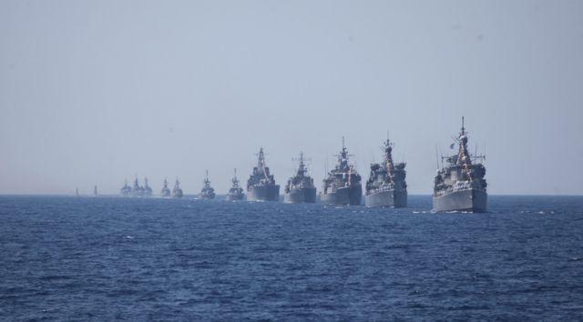 Τουρκία : Ακραία πρόκληση – Τουρκικό πολεμικό πλοίο «απειλεί» γαλλικό ερευνητικό νότια της Κρήτης   tanea.gr