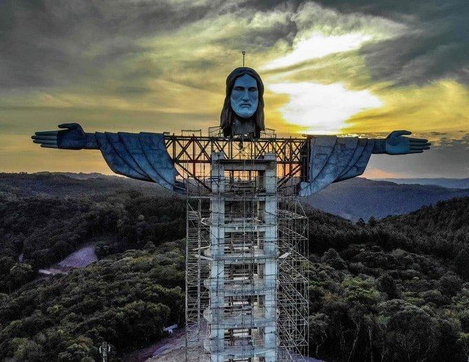 Κατασκευάζουν άγαλμα του Χριστού ψηλότερο από του Ρίο   tanea.gr