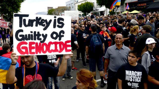 Γενοκτονία των Αρμενίων:  Η αντίδραση Ερντογάν όταν ο Μπάιντεν τον ενημέρωσε για τις προθέσεις του   tanea.gr