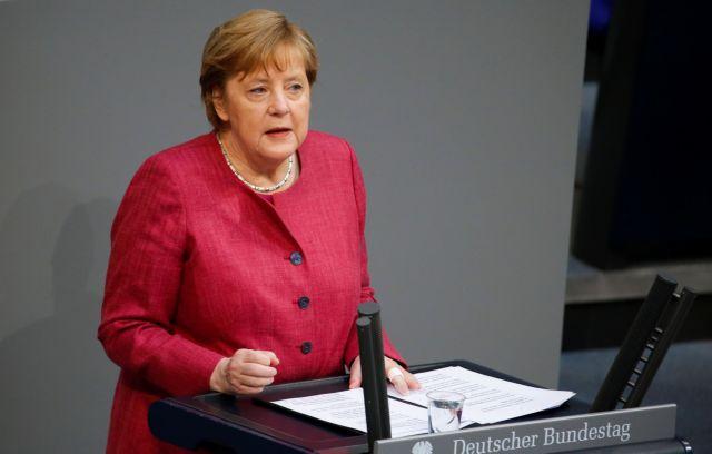 Γερμανία : Συζήτηση για φρένο έκτακτης ανάγκης στις περιοχές με αυξημένο αριθμό κρουσμάτων   tanea.gr
