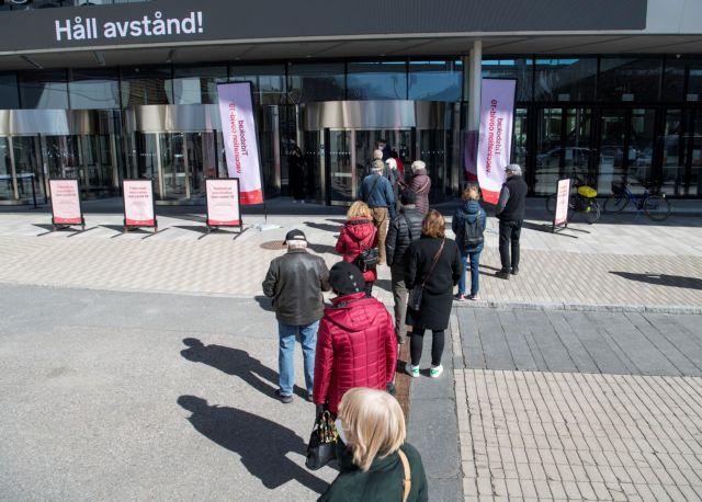 Σουηδία : Υψηλότερος ο αριθμός των νοσηλευομένων σε ΜΕΘ από το δεύτερο κύμα της πανδημίας | tanea.gr