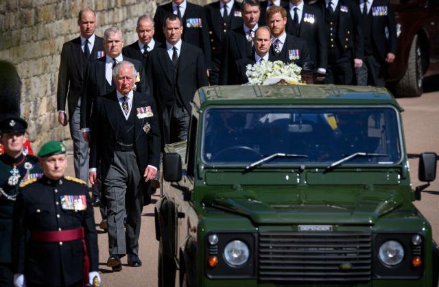 Βρετανία : Κάρολος και Γουίλιαμ αποφασίζουν για το μέλλον του παλατιού μετά τον θάνατο του Φίλιππου | tanea.gr