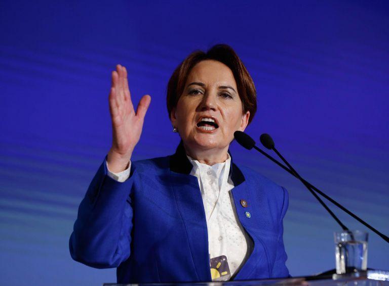 Εξαλλη Ακσενέρ προς Ερντογάν : Οι γυναίκες αποφασίζουν για τη σύμβαση της Κωνσταντινούπολης, όχι εσύ   tanea.gr