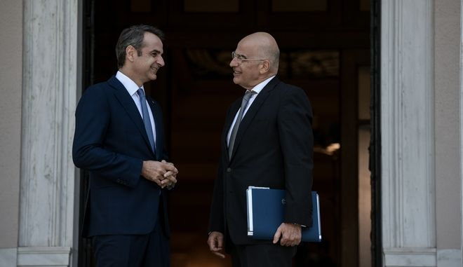 Σαφές προβάδισμα της ΝΔ με 14,6% σε νέα δημοσκόπηση – Μεγάλος κερδισμένος ο Δένδιας | tanea.gr