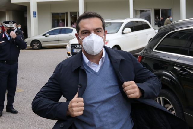 Τσίπρας : Οι εμβολιασμοί πρέπει να γίνουν σε όλους τους εργαζόμενους πρώτης γραμμής | tanea.gr