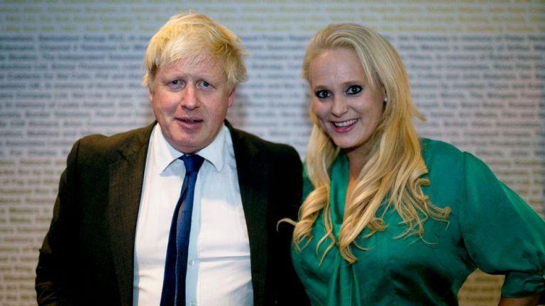 Βρετανία : Στη δημοσιότητα μηνύματα του Μπόρις Τζόνσον με την ερωμένη του, Τζένιφερ Άρκουρι   tanea.gr