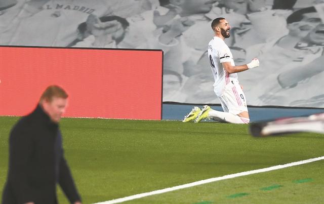 Η La Liga «φλέγεται» | tanea.gr