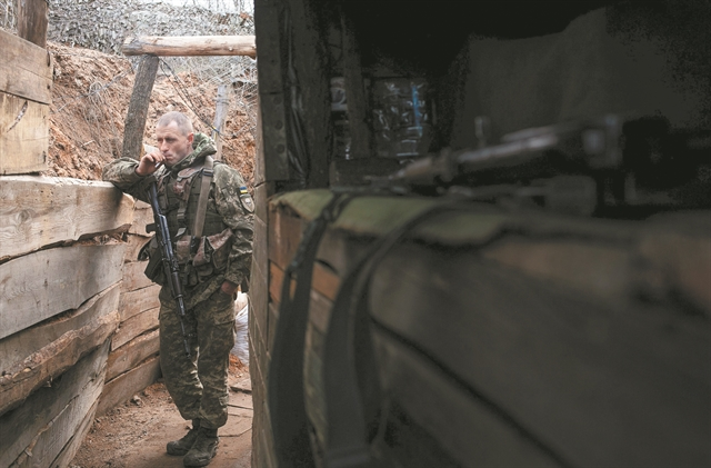 Το μπρα ντε φερ Μπάιντεν και Πούτιν θα κρίνει το μέλλον της κρίσης στην Ουκρανία | tanea.gr
