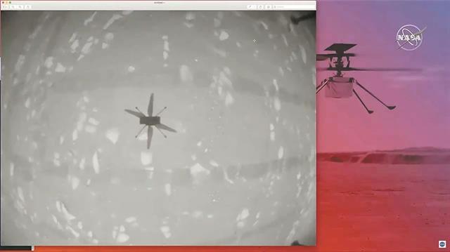 Ιστορική πτήση στον Αρη από ελικόπτερο της ΝΑSΑ | tanea.gr
