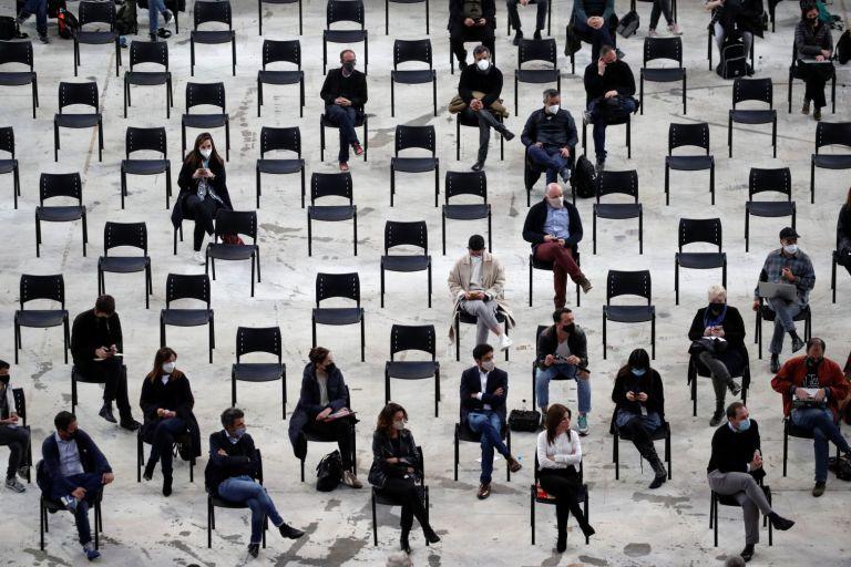 Ενθαρρυντικά νέα από τη Βαρκελώνη: Καμία ένδειξη μετάδοσης του κοροναϊού σε συναυλία-πιλότο με 5.000 θεατές | tanea.gr