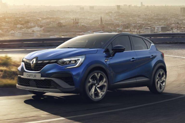 Renault Captur R.S. Line: Εμπνευσμένο από την Formula1 | tanea.gr