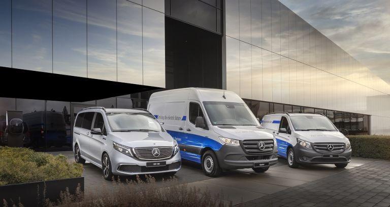 Τα νέα ηλεκτρικά βαν της Mercedes-Benz αλλάζουν το τοπίο στις μεταφορές εμπορευμάτων και επιβατών | tanea.gr