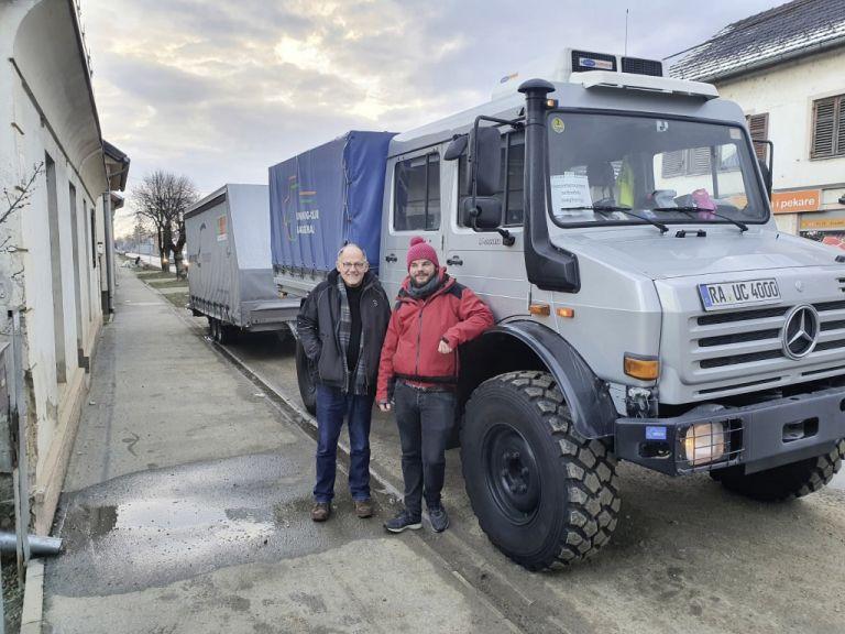 Πως ένα ...ατρόμητο φορτηγό 14 μέτρων έγινε ήρωας αψηφώντας κάθε κίνδυνο | tanea.gr
