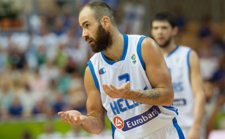 Πόσο πιθανή είναι η επιστροφή Σπανούλη στην Εθνική | tanea.gr