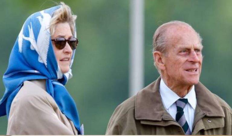 Πένι Κάτσμπουλ: H αιώνια νούμερο δύο στη ζωή του πρίγκιπα Φίλιππου   tanea.gr