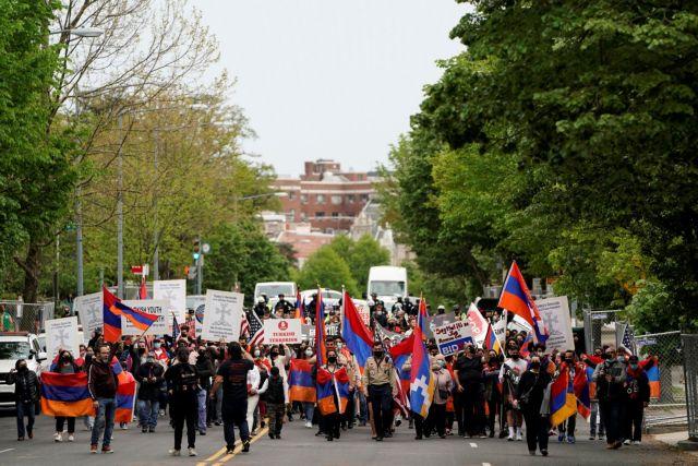 Γενοκτονία Αρμενίων: Γιατί δεν «ιδρώνει το αφτί» τού Μπάιντεν για τον Ερντογάν | tanea.gr