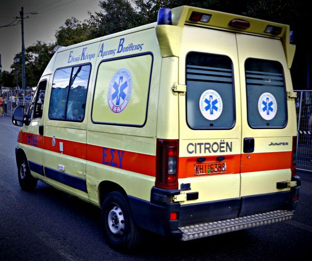 Aνδρας έπεσε στο κενό από τον 4ο όροφο ιδιωτικής κλινικής στον Χολαργό | tanea.gr
